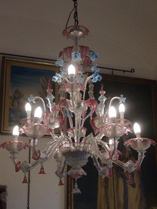 Lampadari Di Murano Antichi Prezzi.Vetri Di Murano Pag 3